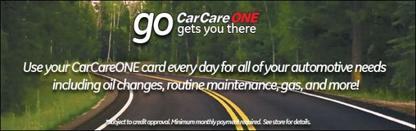 Car Care Banner | International Motor Group